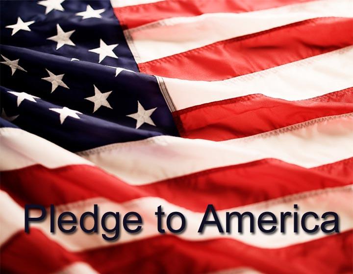 Video: Pledge to America